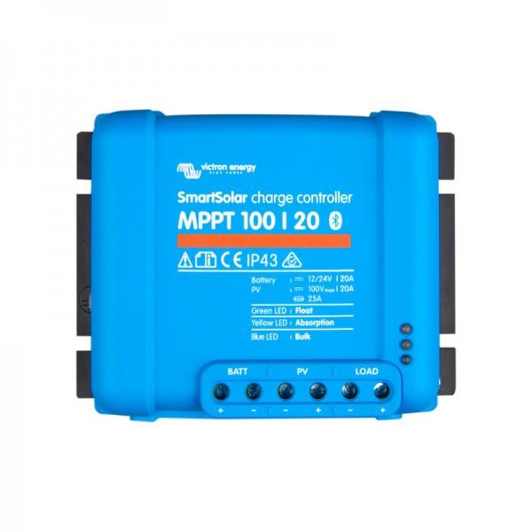 Victron SmartSolar MPPT 100/15 und 100/20