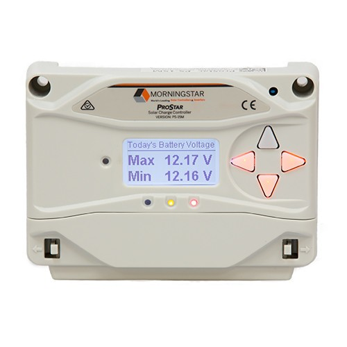 Morningstar ProStar PS-15M Solar Charge Controller