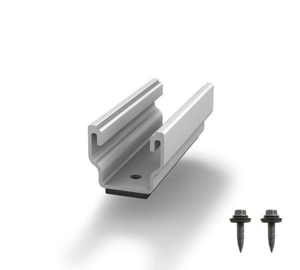 K2 Systems MultiRail 10 Set mit EPDM Band
