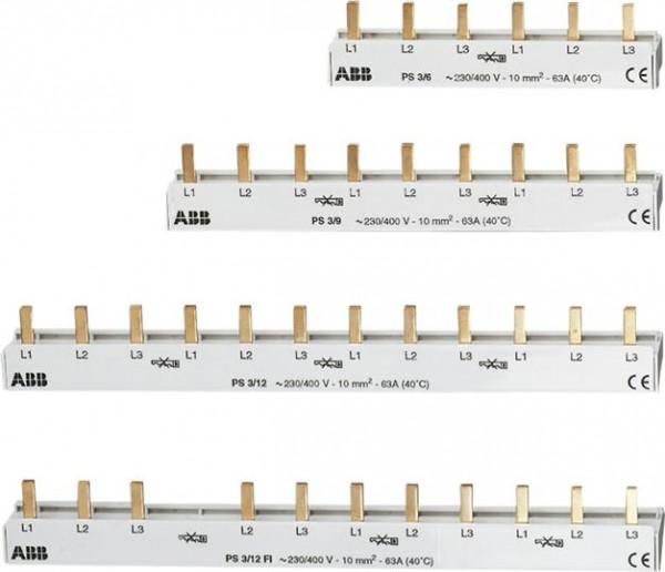 ABB Phasenschiene 3-phasig