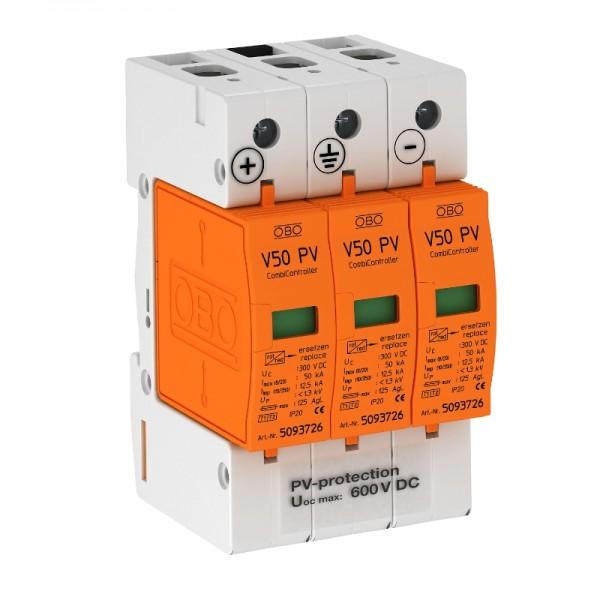 OBO PV Kombiableiter V50-B+C 3-PH600