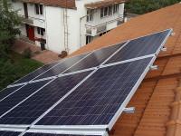 Solaranlage Kirch Rumänien