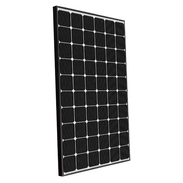 AUO BenQ Solar SunBravo PM060MW4 325 Watt schwarz