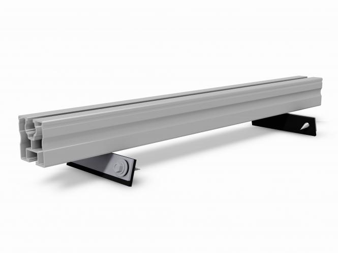 schletter singlefix v 20 montagekit f r trapezblech. Black Bedroom Furniture Sets. Home Design Ideas