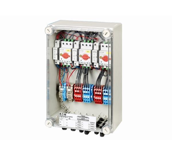 EATON Feuerwehrschalter SOL30X3-SAFETY-MC4-U