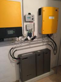 Speichersystem PV Anlage Erkelenz