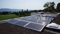 PV-Anlage LG Solar LG300 MonoX NeON Schweiz
