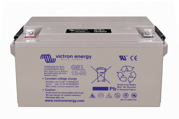 Victron GEL Batterie 12V / 110Ah Deep Cycle