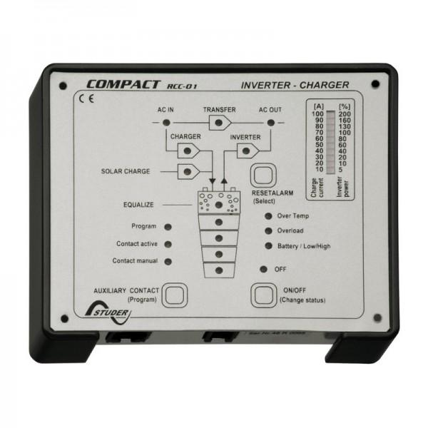 Studer RCC-01 Fernsteuerung und Anzeige