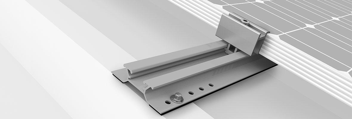 K2 Systems Minirail Endklemmen Set I Photovoltaik4all