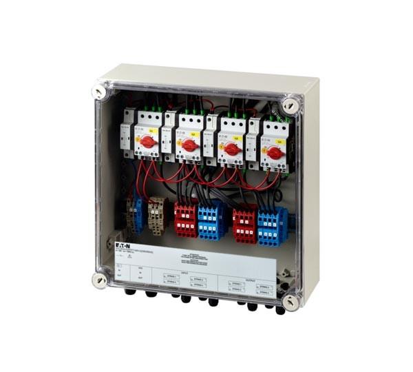 EATON Feuerwehrschalter SOL30X4-SAFETY-MV-U