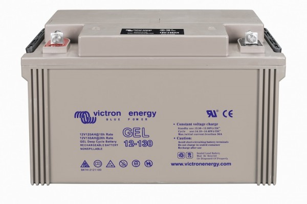 Victron GEL Batterie 12V / 130Ah Deep Cycle
