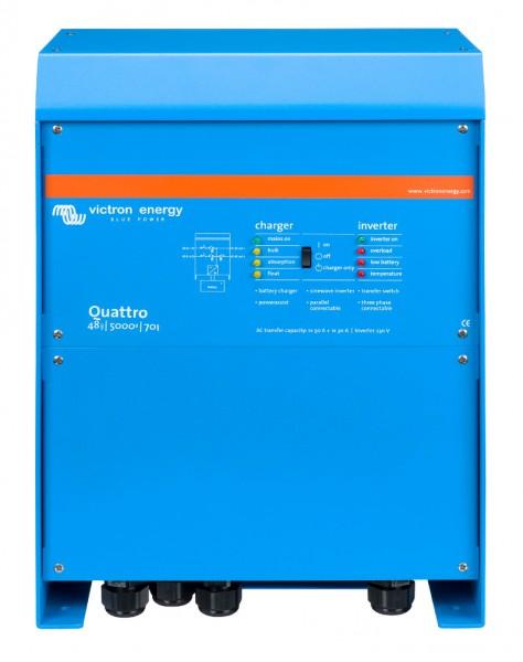 Victron Quattro 48/5000/70-100/100 - 230V Inverter/Charger