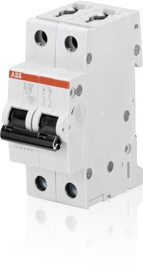 ABB Sicherungsautomat 16A B 2 polig