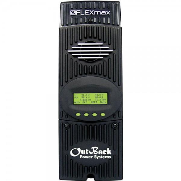 OutBack FlexMax FM 80 MPPT Solarladeregler