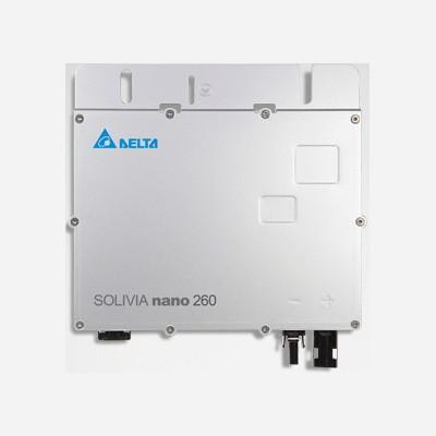 Delta Solivia nano 260 Modulwechselrichter