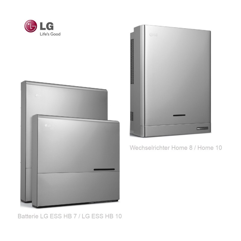 LG ESS Home 10 Speicher