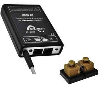 Studer Batteriestatusanzeige BSP 500 mit Shunt 500 A