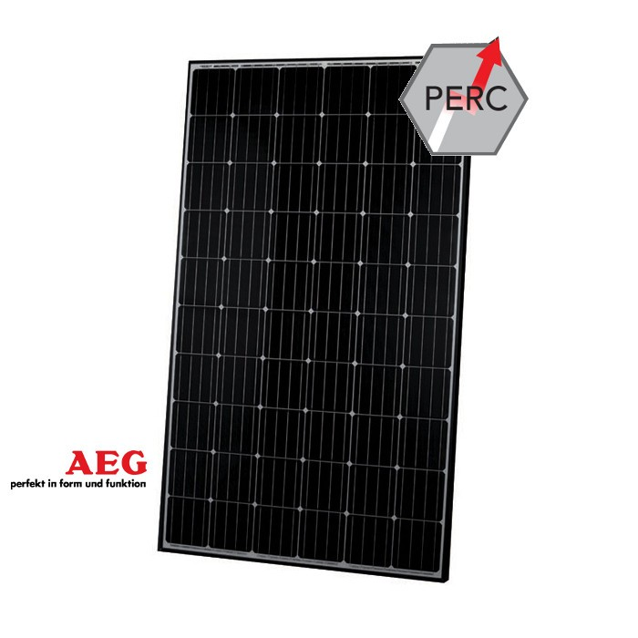 AEG Industrial Solar AS-M605 Zebra 300 Wp