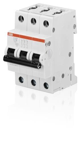 ABB Sicherungsautomat C20A 3polig