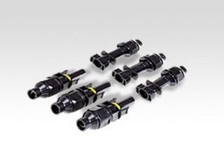 Solar Frontier 3er Connector-Set (3x Steckverbinder)