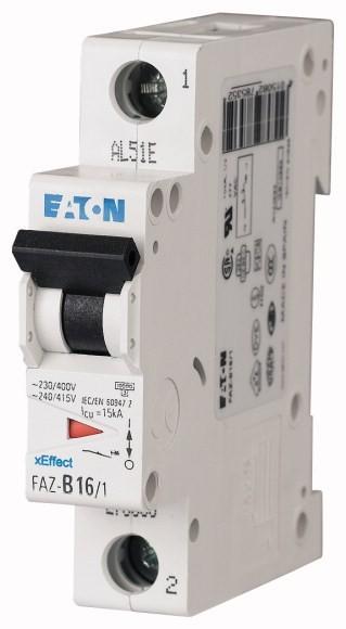 Eaton LS-Schalter C-Char 20A, 1-polig FAZ-C20/1