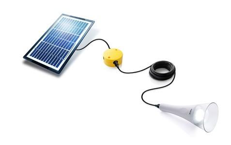 Sundaya 1 T-lite Solar Lightkit weiß