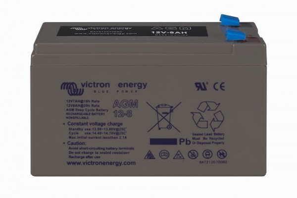Victron AGM Batterie 12V / 22Ah Deep Cycle