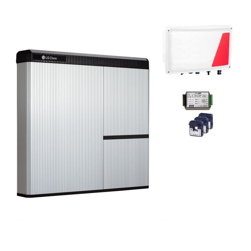 SolarEdge StoreEdge Speicherset 1-phasig mit LG Chem RESU 7H