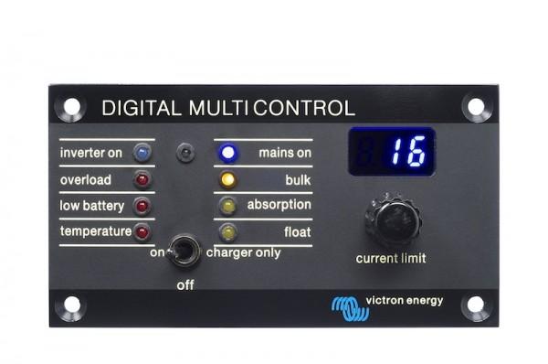 Victron Multi Control 200/200A Bedienpaneel