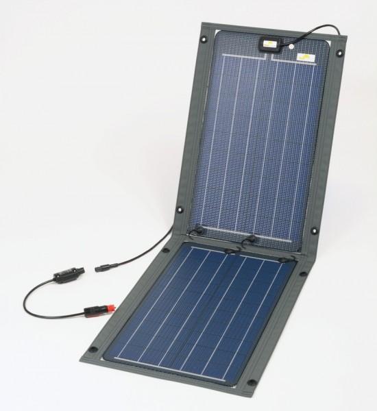 SunWare klappbares Solarpanel RX-21052 50 Wp