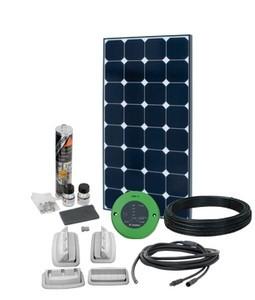 PV4all Solar-Komplettset 2 - 12V 100 Watt