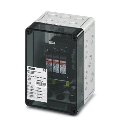 PV-GAK SOL-SC-1ST-0-DC-1MPPT-1001 - 2404298