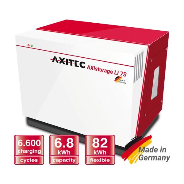 Axitec AXIstorage Li 7s Lithium-Ionen Speicher