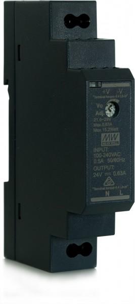Solar-Log Hutschienen-Netzteil für Base 15 / 100 / 2000