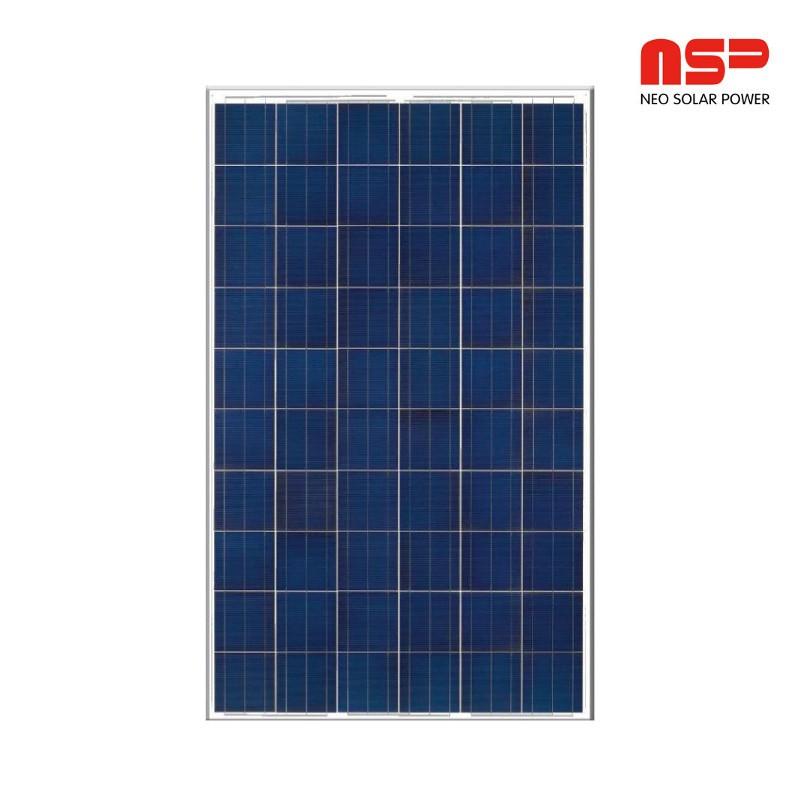 NSP D6P260B3A 260 Wp poly (3BB)