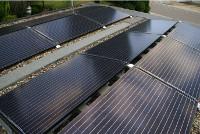 SolarWorld und SolarEdge Photovoltaikanlage
