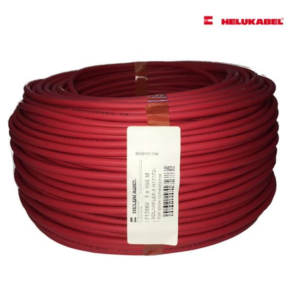SOLARFLEX®-X H1Z2Z2-K 100m 6 qmm rot