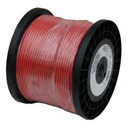 Solarkabel Radox (PV) 100m Rolle - 4 qmm rot