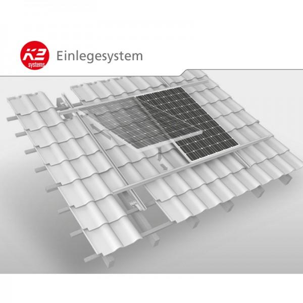 K2 Systems Einlegesystem