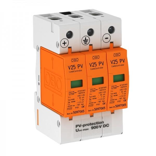 OBO PV Kombiableiter V25-B+C 3-PH900