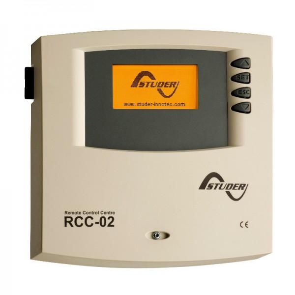 Studer RCC-02 Fernsteuer- Anzeige- und Programmiereinheit