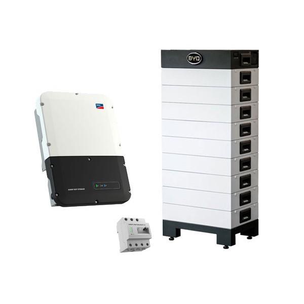 BYD B-Box HV Hochvolt LiFePO + SMA SB Storage 3.7 / 5.0