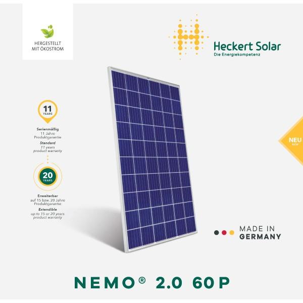 Heckert NeMo® 2.0 60 P 275 Watt (5BB)