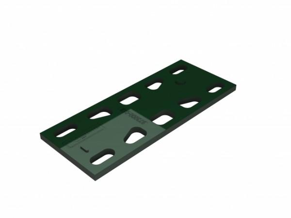 Schletter Unterlegplatte 5 mm für Dachhaken Rapid Standard