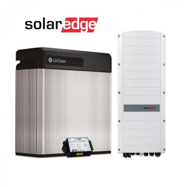 Speicher-Set LG Chem RESU 13 + SolarEdge StorEdge Hybrid RWS