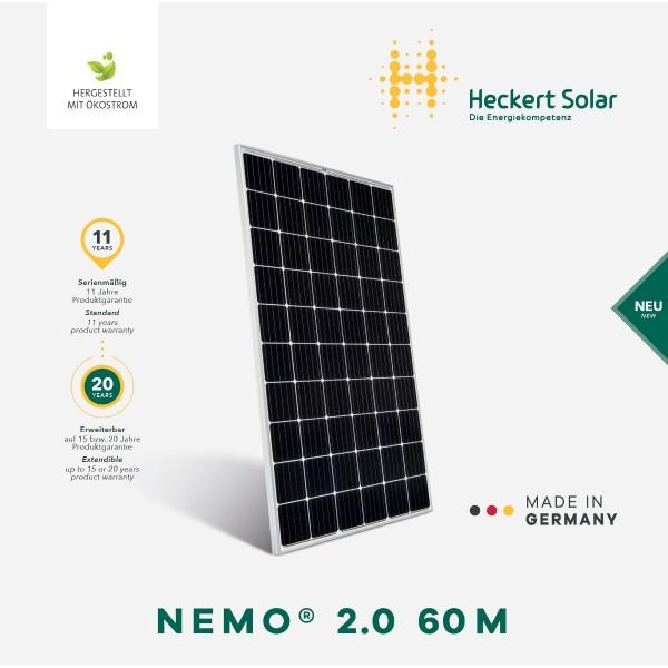 Heckert NeMo® 2.0 60 M 315 Watt (5BB) PV4-S