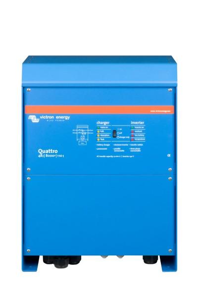 Victron Quattro 48/8000/110-100/100 - 230V Inverter/Charger