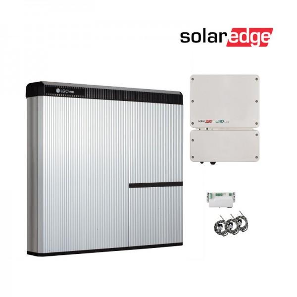 Speicher-Set LG Chem RESU 7H + SolarEdge StorEdge RWS Hybrid