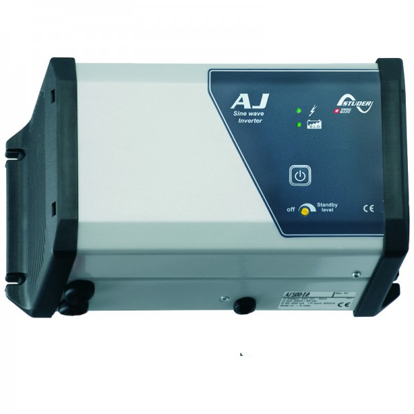 Studer AJ 500-12 S Sinuswechselrichter mit Solarladeregler